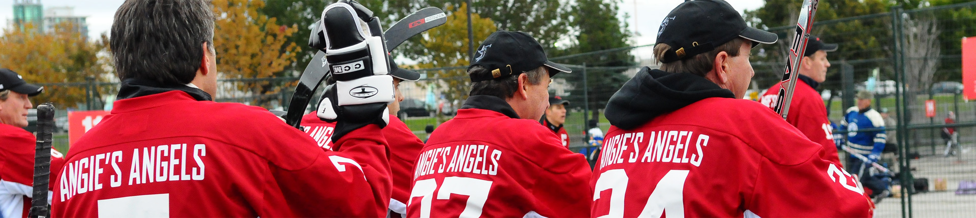 Road Hockey to Conquer Cancer - 2016 - Donor Impact