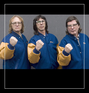 THE HANSON BROTHERS Image