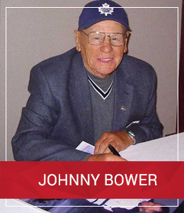 Johnny Bower image